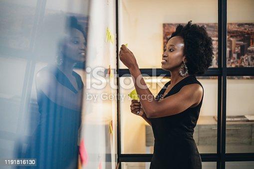 497451790 istock photo Business Strategy Presentation 1191816130