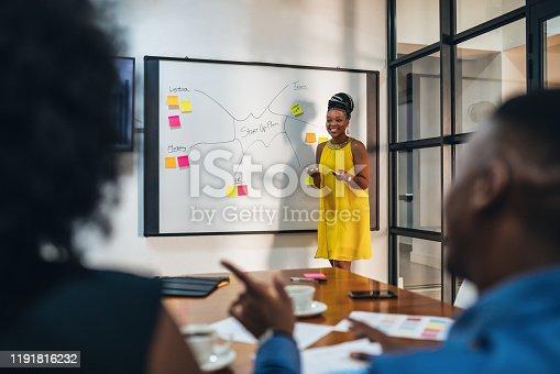 497451790 istock photo Business Strategy Presentation 1191816232