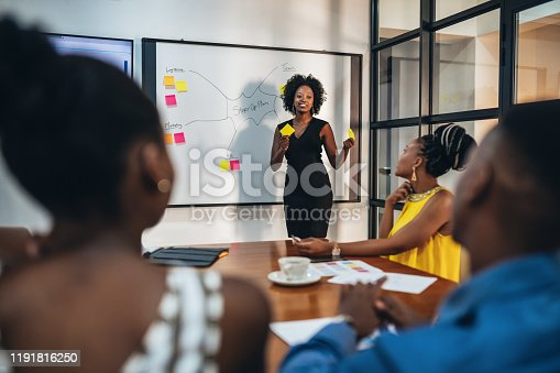 497451790 istock photo Business Strategy Presentation 1191816250