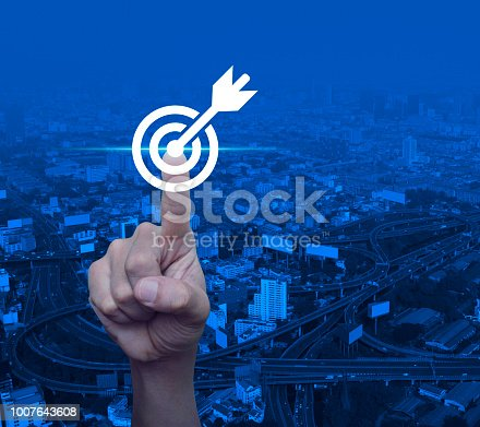 istock Business success concept 1007643608