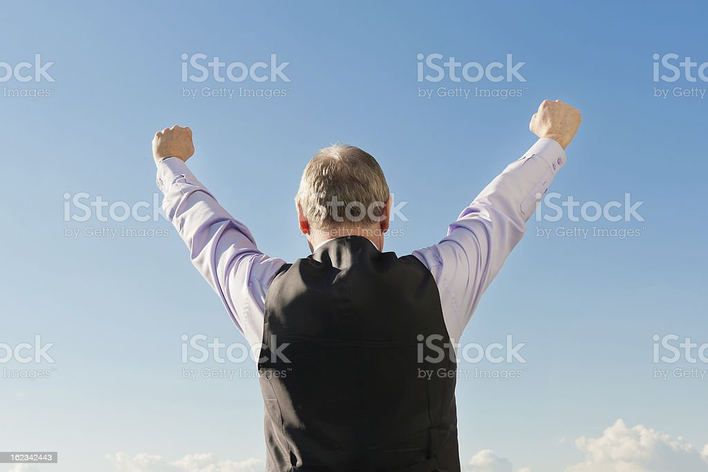 Business Success stock photo