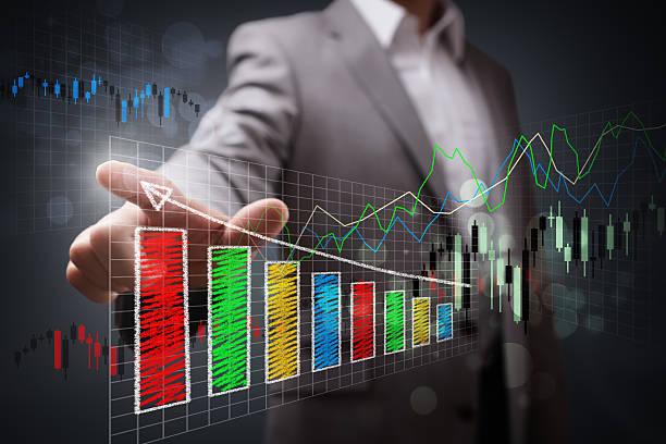 business erfolg wird - lernfortschrittskontrolle stock-fotos und bilder