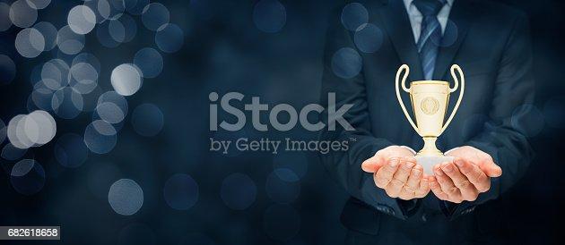 istock Business success 682618658