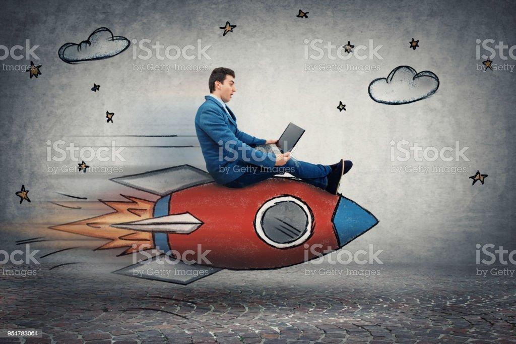 Business Erfolg wird  – Foto
