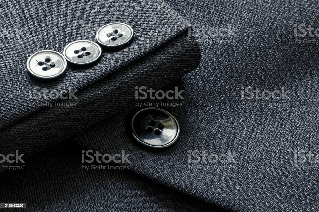Business suit background stock photo