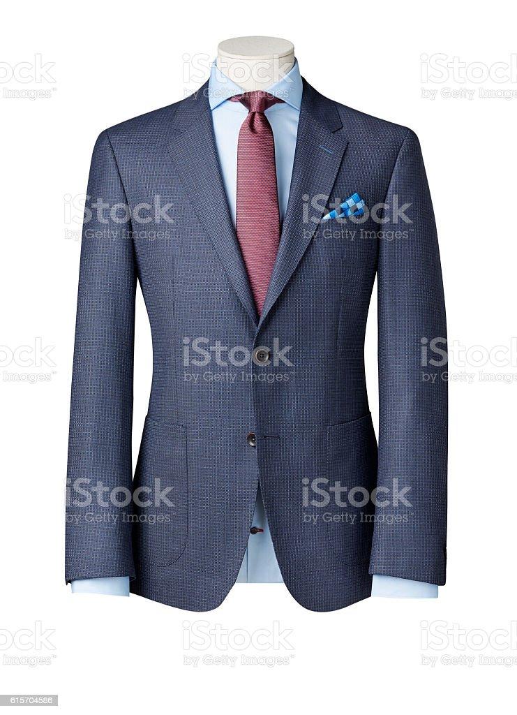 business-Anzug auf Schaufensterpuppe – Foto