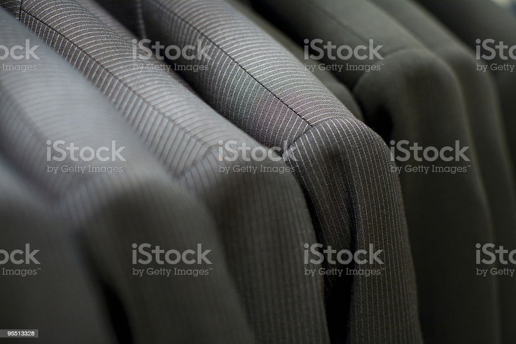 Business Suits stock photo