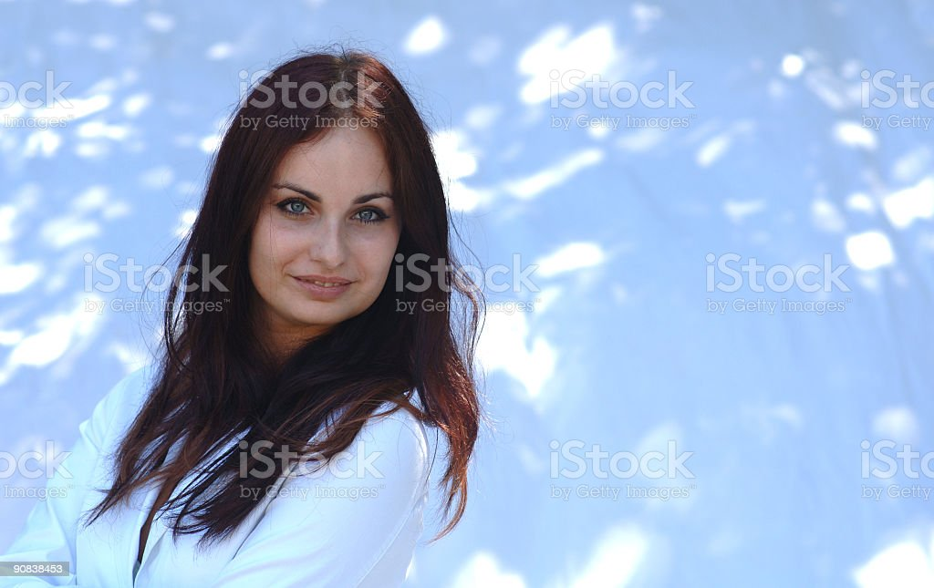 Business Supermodel stock photo