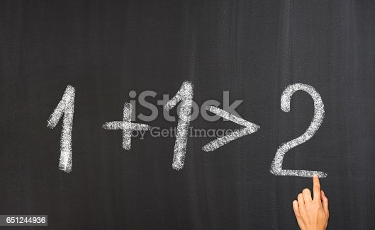 istock Business Synergy Concept 651244936