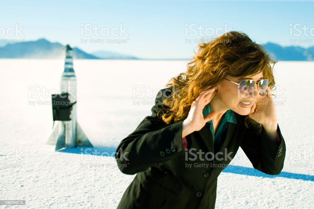 Business Take Off royalty-free stock photo