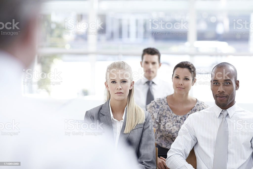 Business-Gespräche - Lizenzfrei Afrikanischer Abstammung Stock-Foto