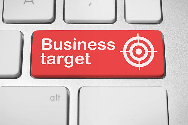 Business target Taste – Foto
