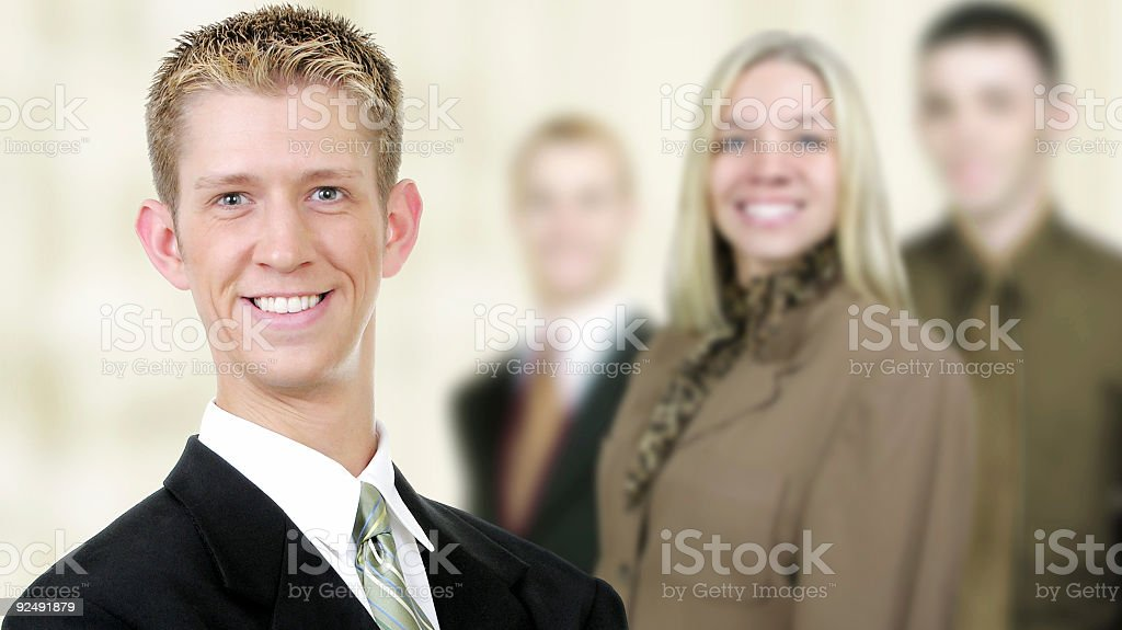 Business Team 1 royalty-free stock photo