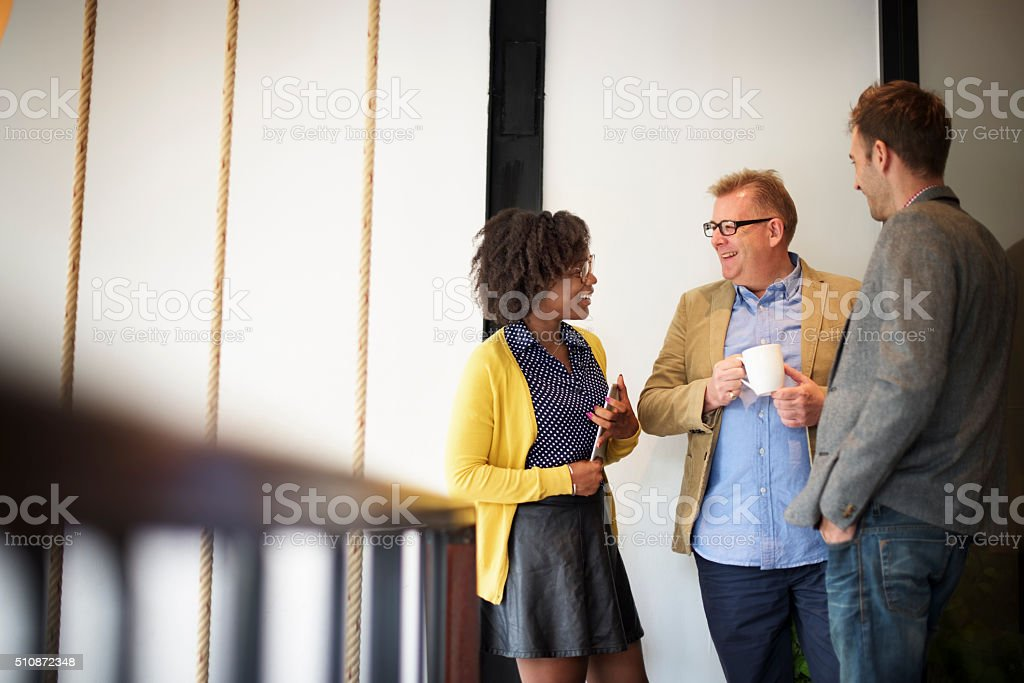 Business Team Coffee Break Relax Concept - Royalty-free Adult Stock Photo