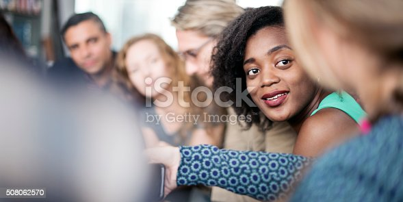 istock Business Team Meeting Discussion Working Concept 508062570