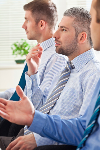 Business Team Meeting Stock Photo - Download Image Now