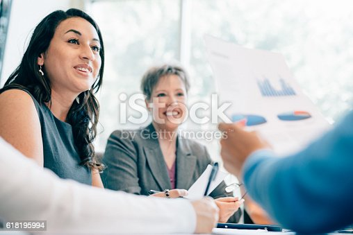 istock Business Team Meeting 618195994