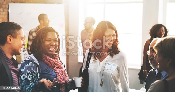 istock Business Team Meeting Working Talking Concept 513313936