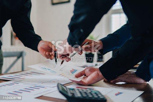 1049305186istockphoto Business team. 1124509788