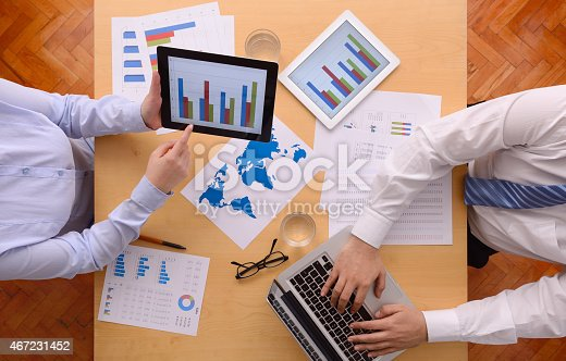 istock Business team 467231452