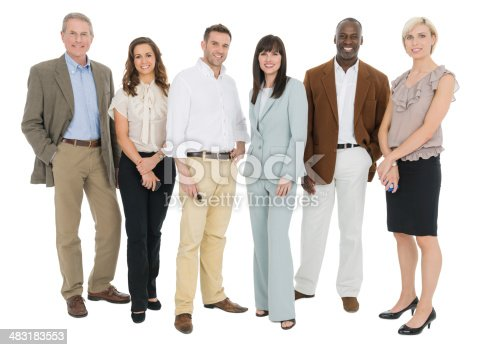 istock Business Team 483183553