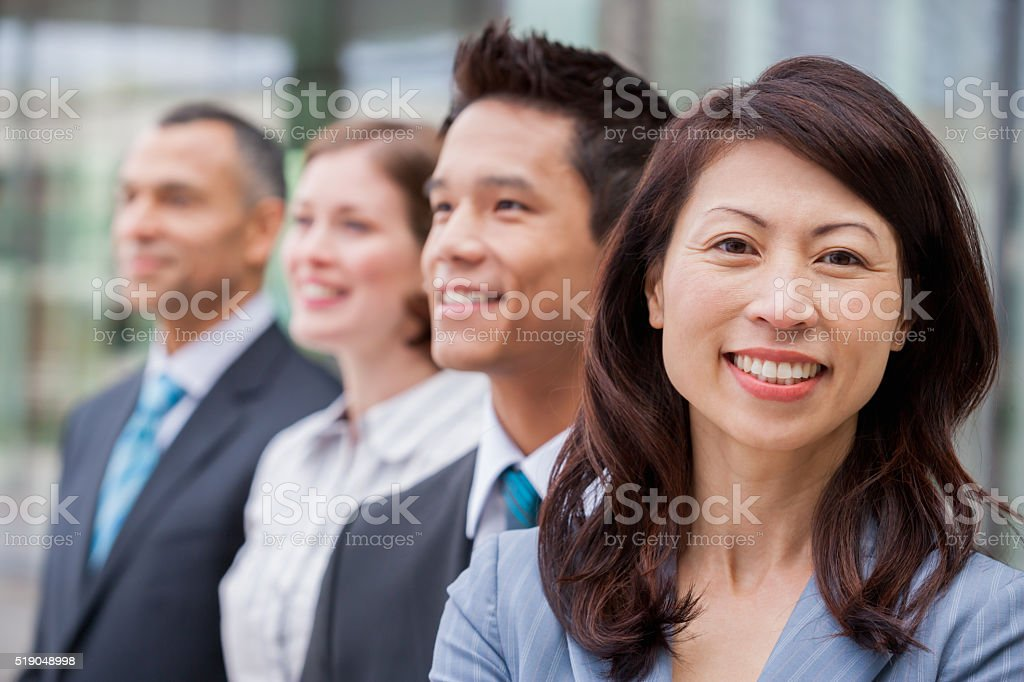 team di Business  - foto stock
