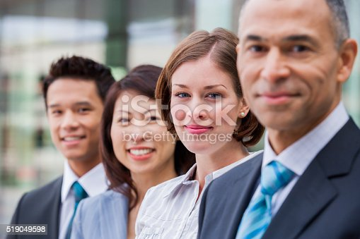 667207410 istock photo Business team 519049598
