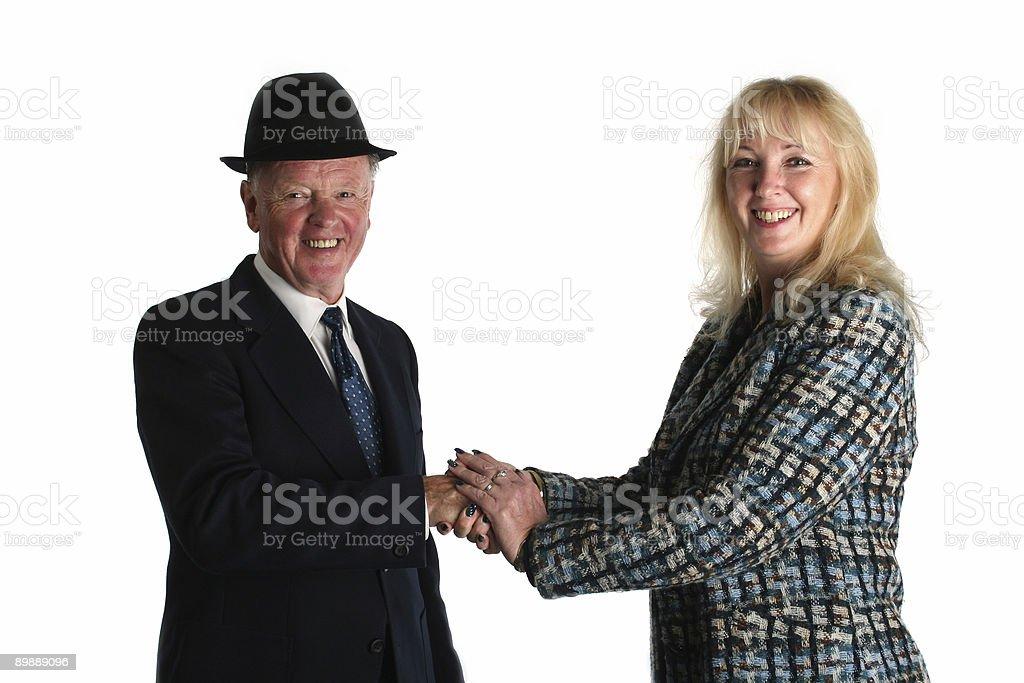 Business-team Lizenzfreies stock-foto