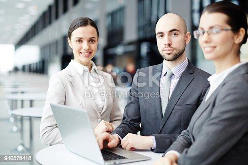 istock Business team 946578418