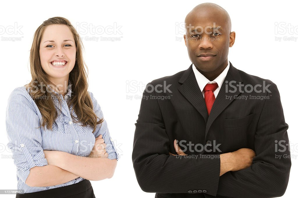 Business Team Professionals royalty-free stock photo