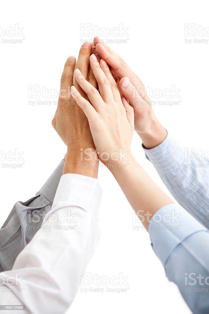 Business Team: Success! stock photo