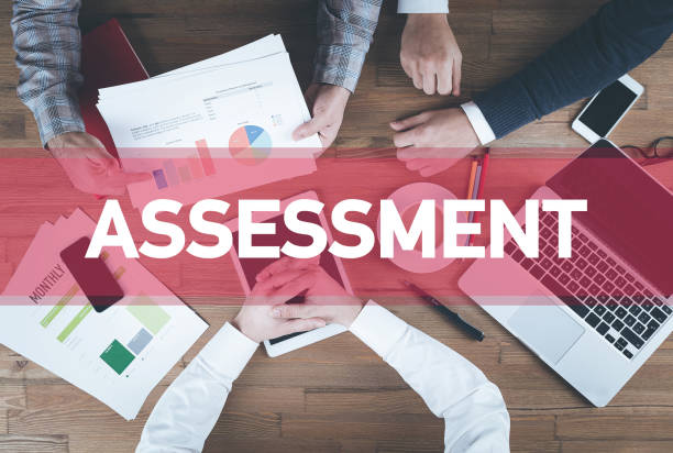 Business Team arbeiten und Bewertungskonzept – Foto