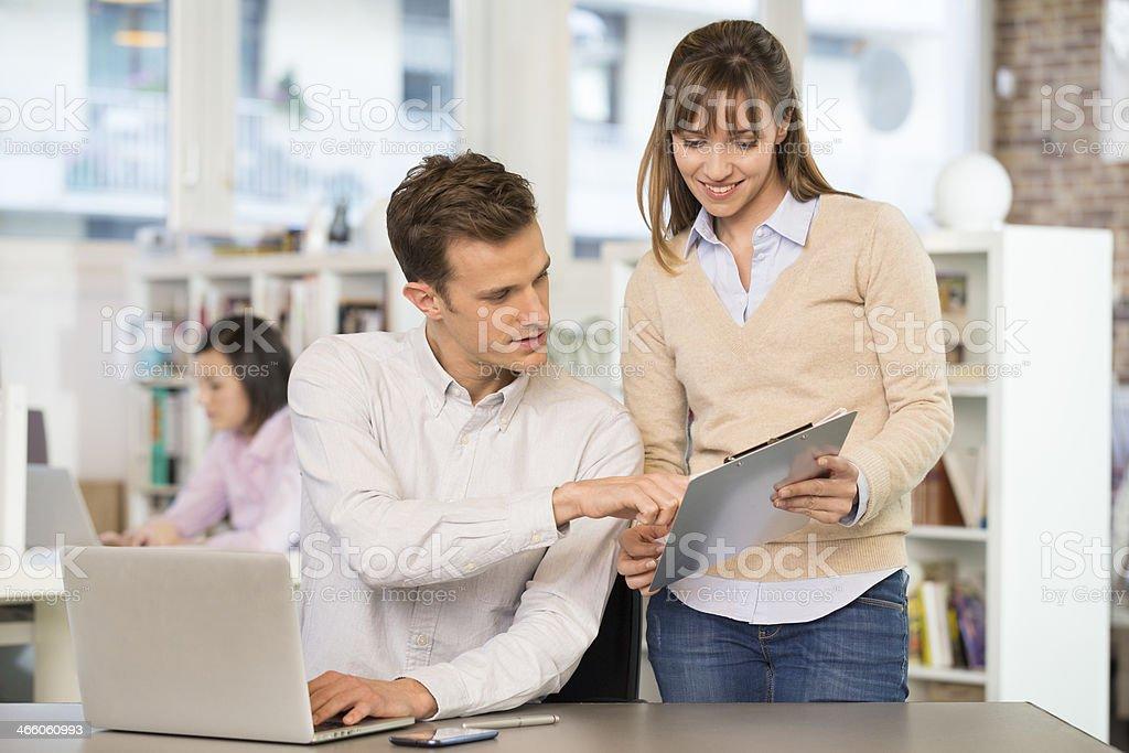 Business-team arbeiten im Büro – Foto