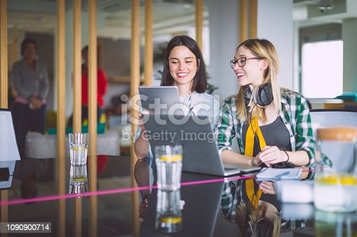 istock Business team working together 1090900714