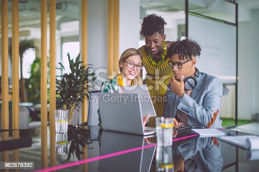 istock Business team working together 962678392