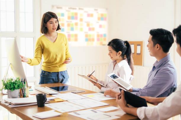 Teamwork und Bildungskonzept. – Foto
