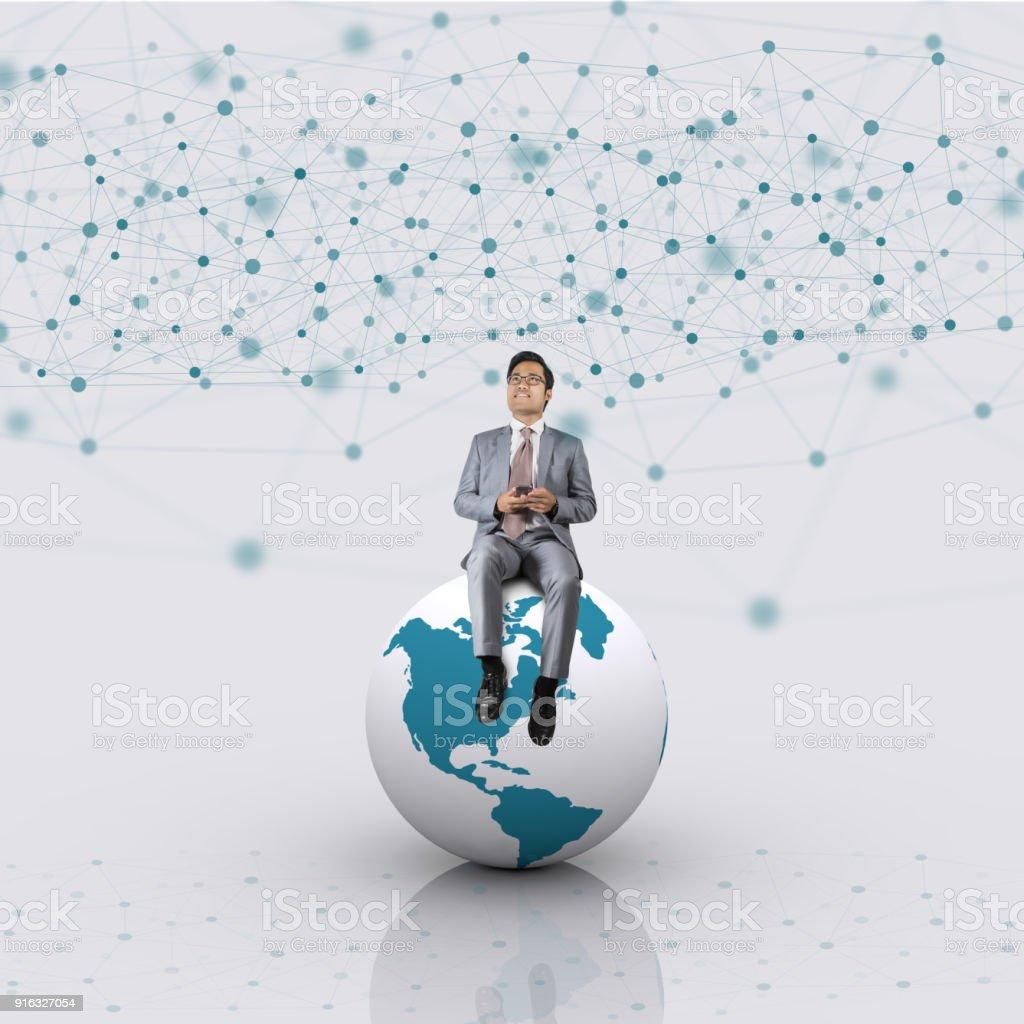 Business-Technologie. – Foto