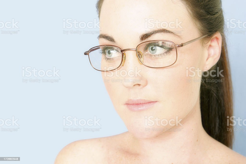 Business Thoughts royalty-free stock photo