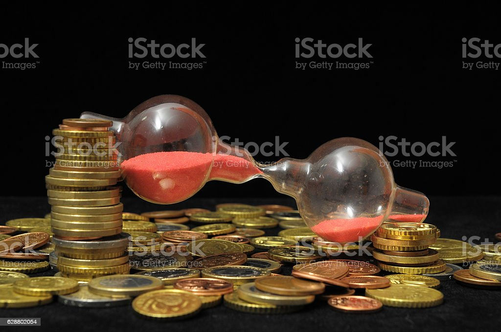Business Time Concept stock photo