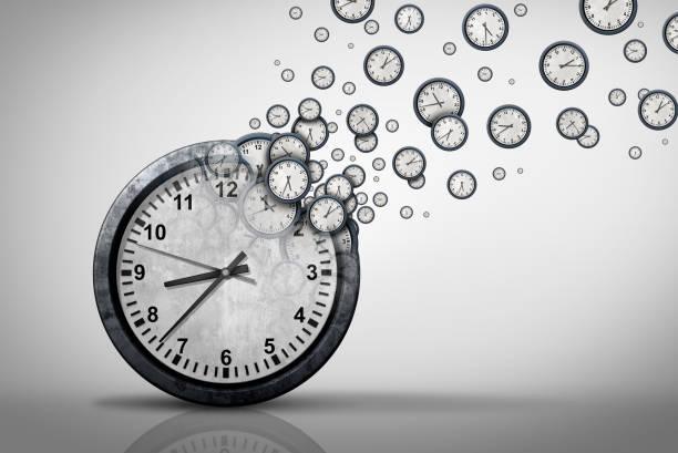 koncepcja planu czasu biznesowego - czas zdjęcia i obrazy z banku zdjęć