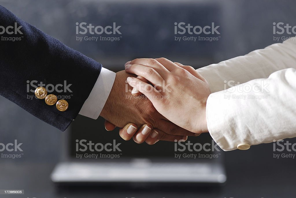 business togetherness stock photo