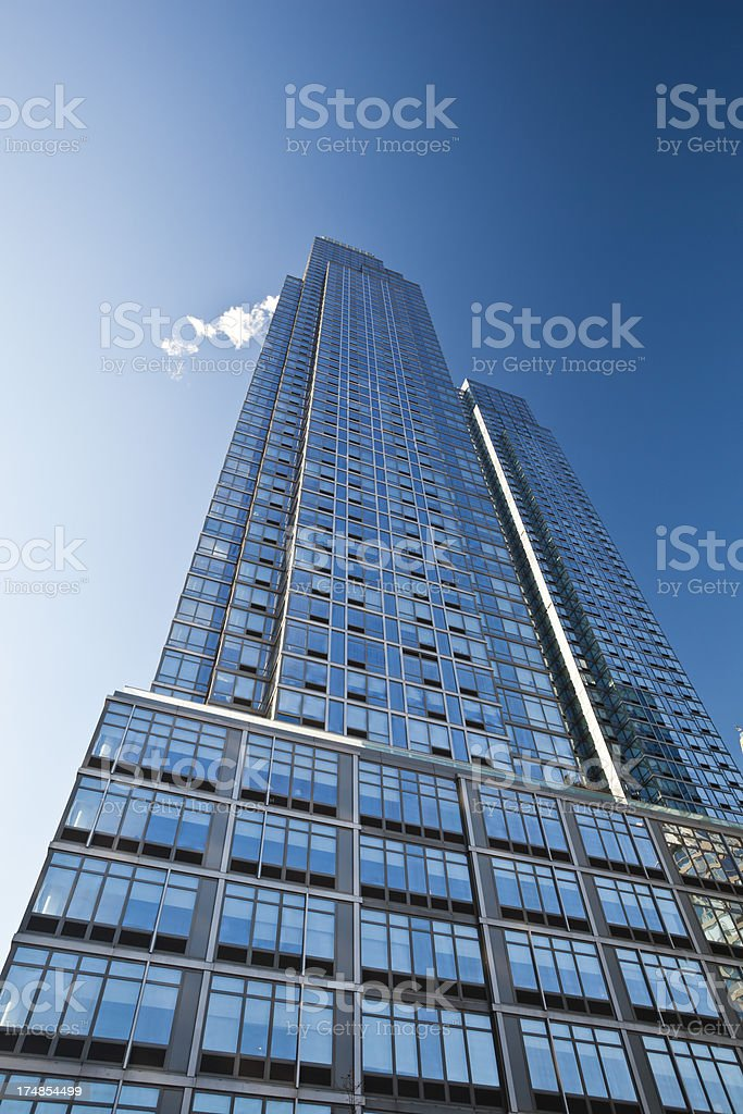 Business Tower royalty-free stock photo