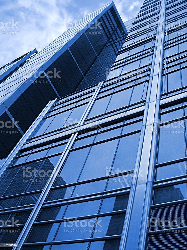 Business Tower (skysraper) royalty-free stock photo