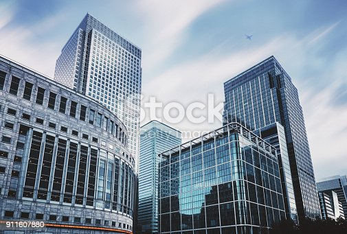 istock Business Towers 911607880
