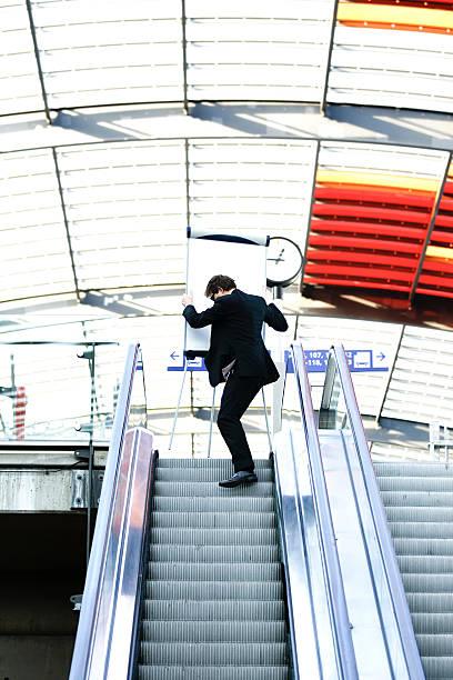 business travel - double_p stockfoto's en -beelden