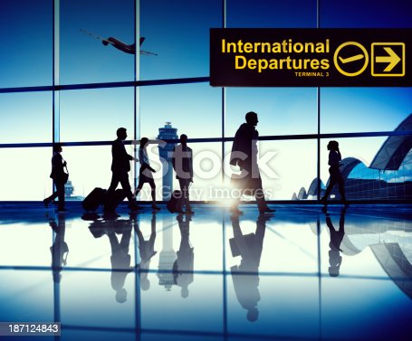 istock Business Travel 187124843