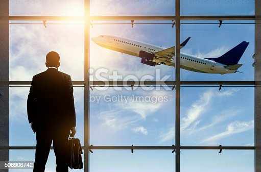 509630674 istock photo Business Travel 506906742