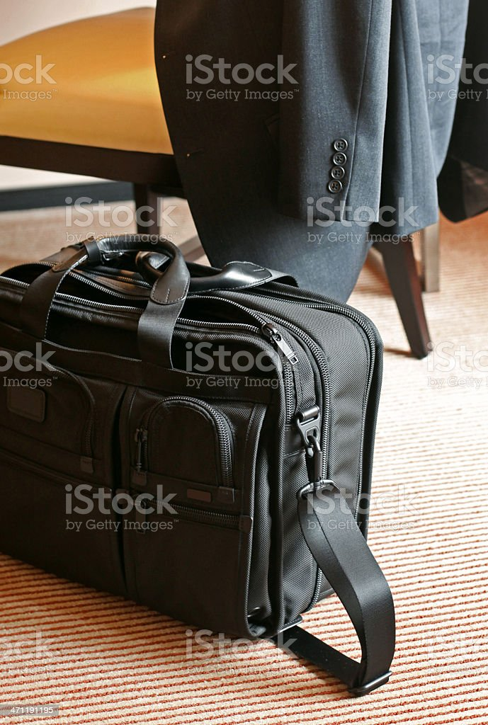 Business Travel Still Life royalty-free stock photo