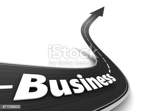 677206912 istock photo business way 677206520