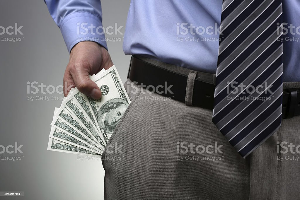 Business wealth stock photo